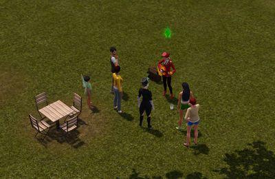 Les Sims 3, Showtime