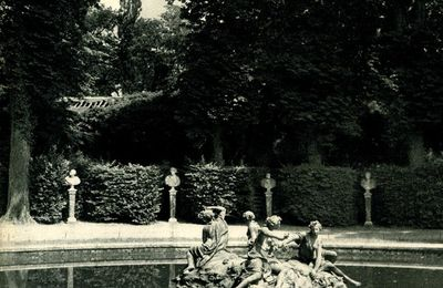 Versailles disparu