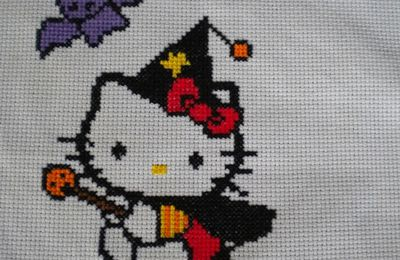 Camille : Hello Kitty fini !