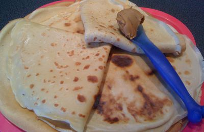 crepes aux speculos