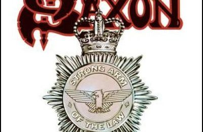 Saxon– Strong Arm of the Law (Heavy Metal - 1980)