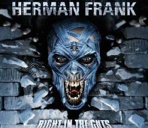 Herman Frank – Right in the guts (Heavy Metal - 2012)