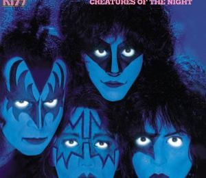 Kiss – Creatures of the night (Heavy Metal - 1982)