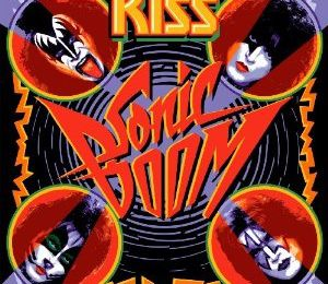Kiss - Sonic Boom (Hard Rock - 2010)