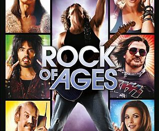 Rock of Ages – Musical-Comedy (DVD - 2012)