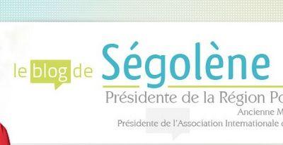 Revue de presse de Ségolène Royal