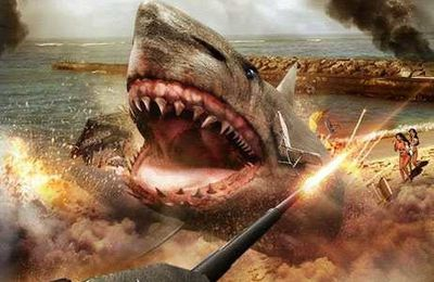 Super shark & Sharknado