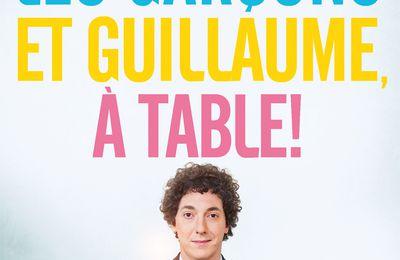 Les garçons et guillaume à table