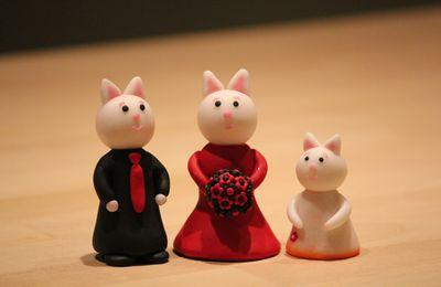 Figurines mariage personnalisées