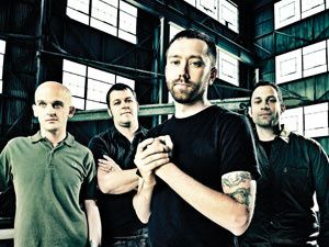 Rise Against - Live @ T in The Park 2010