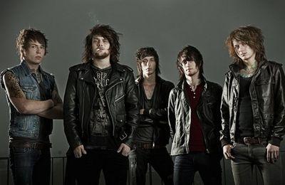 Asking Alexandria - Live @ Vans Warped Tour 2011