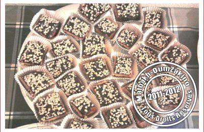 Carrés au chocolat