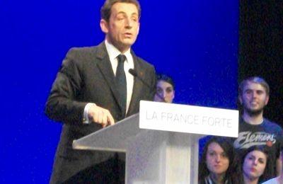 Nicolas Sarkozy à Clermont-Ferrand: l'Auvergne rassemblée pour la France forte!
