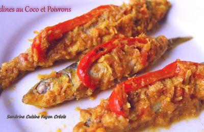 Sardines au Coco et Poivrons