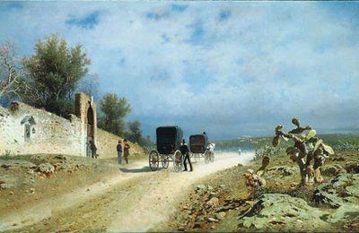 Di là del Faro. Paesaggi e Pittori Siciliani dell'Ottocento. Un grande omaggio alla Sicilia e al suo fascino