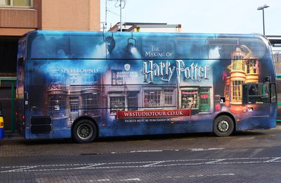 The Making of Harry Potter. La visita ai Warner Brother Harry Potter Studios