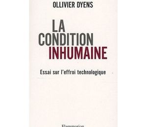 L'effroyable « condition posthumaine », ou comment on philosophe quand on a subi une trépanation numérique..