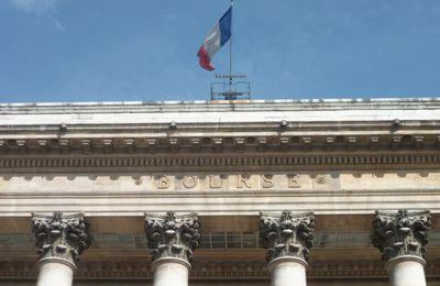 La Bourse de Paris au plus haut depuis 2008