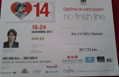 NO FINISH LINE 2013