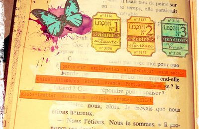 Art Journal (pages 3 & 4)...