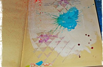 Art Journal (pages 1 & 2)...