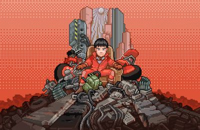 JuiceFoozle : A tribute to Kaneda