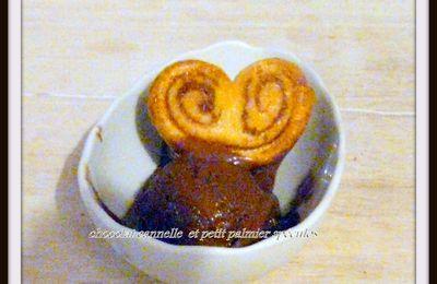Crème glacée chocolat cannelle