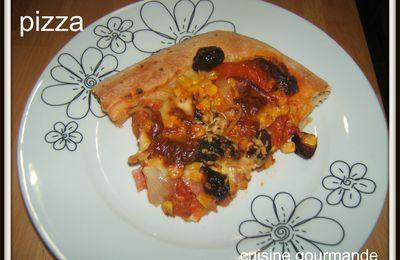 Pizza méli - mélo