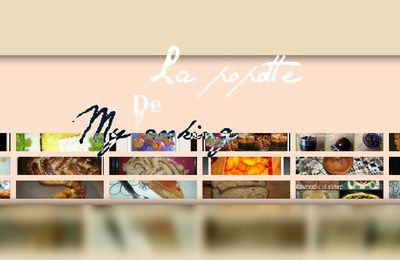 Bienvenue sur le blog La popote de My cooking