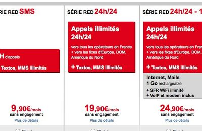 Code promo SFR reduction SFR RED