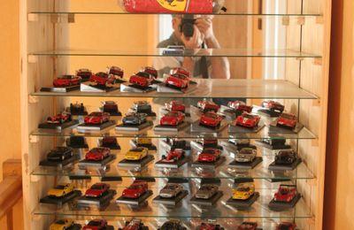 Bienvenue sur le blog de ma petite collection Ferrari