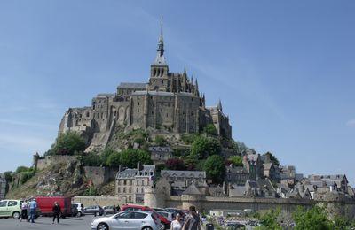 Du Mont St Michel vers le chemin de Tours