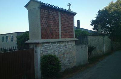 24e jour : Sarria - Portomarin (21 kms)
