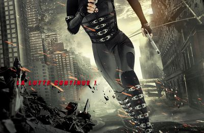 Resident Evil : Retribution [DVDRiP] TrueFrench 1Fichier