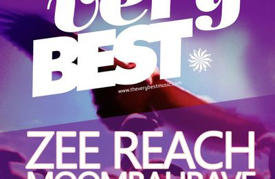 "Kondaine ""The very best"" Feat. Seye - Zee Reach Remix (Official)"