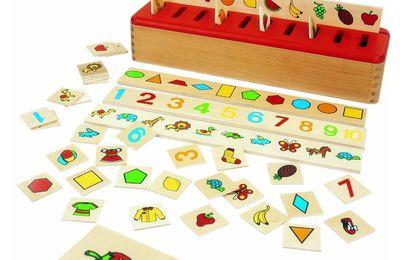 La boîte de tri Montessori