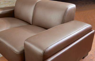 Pour l'entretien et le nettoyage de votre canapé en cuir