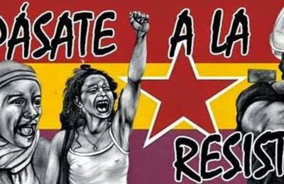 26-27 JUILLET 2014: STAND ANTIFASCISTE