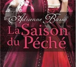 [Milady Romance, novembre] La Saison du Péché d'Adrienne Basso