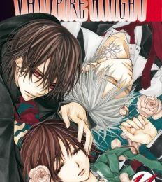 Vampire Knight, tome 14 de Matsuri Hino