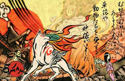 Maxou's Review #3 : Okami (PS2/Wii)