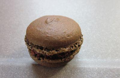 Macarons chocolat-coco