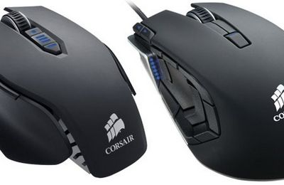 New mice from Corsair