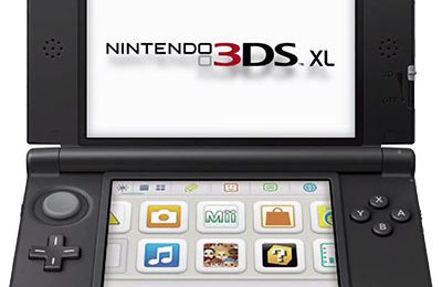 Top product: Nintendo 3DS XL