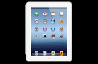 Top-produkt: Apple Neue iPad 4G 16 GB