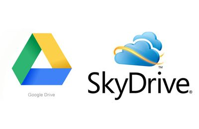 Microsoft Skydrive and Google Drive: the online storage war is declared!