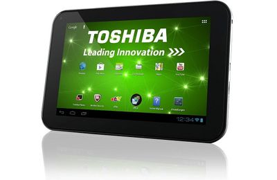 Produit du moment : Toshiba AT270