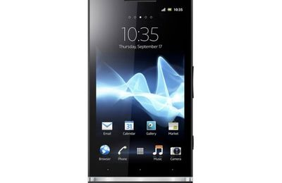 Top product: Sony Xperia S