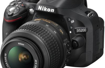Product of the week: Nikon D5200