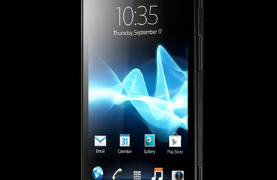 Top-produkt: Sony Xperia Ion